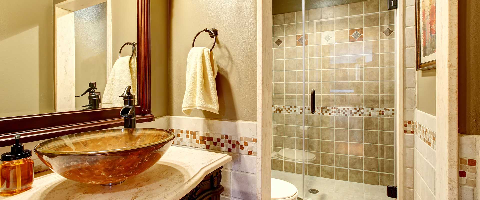 Home Designs Remodeling Flushing Grand Blanc Fenton MI - Quality advantage bathroom remodeling