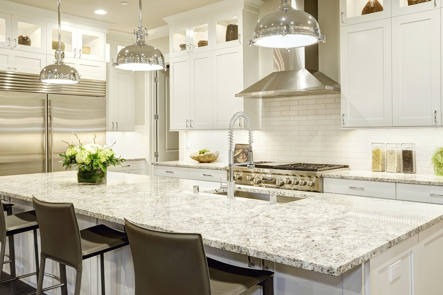 Lean On Us for Countertop Installations in Flushing, Linden Grand Blanc & Fenton, MI